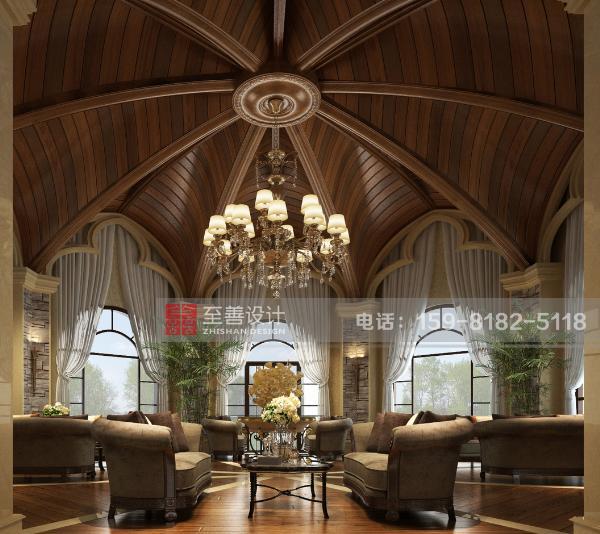 河南商业空间设计带来酒店设计说明