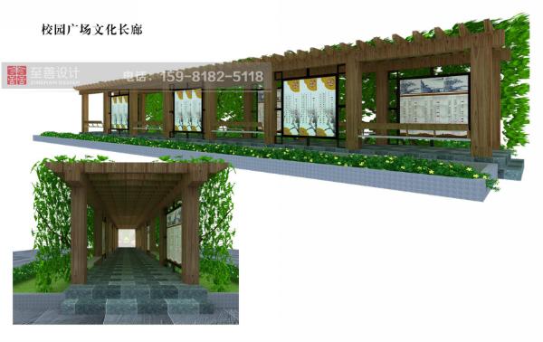 校园文化墙设计介绍以及重要性