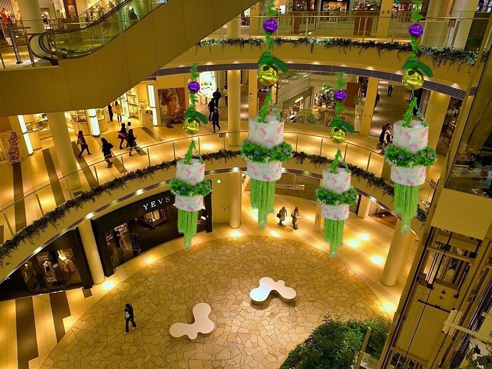 商场中庭空间设计需要注意的事项有哪些